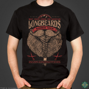 LONGBEARDS BARBERS