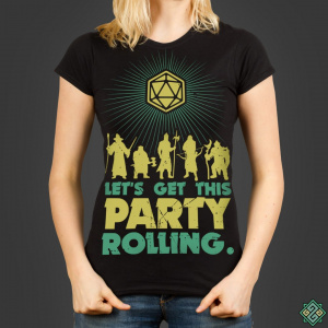 PARTY RPG